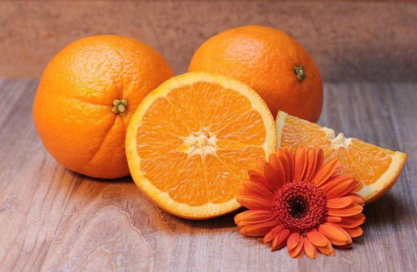 i benefici dell'arancia